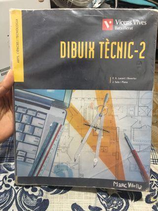 Libro Dibujo técnico 2n Bachillerato