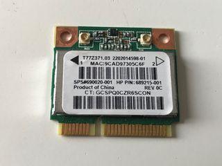 Tarjeta wi FI HP 250 G3