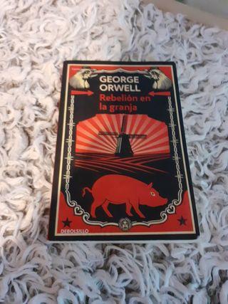 Rebelión en la granja -George Orwell