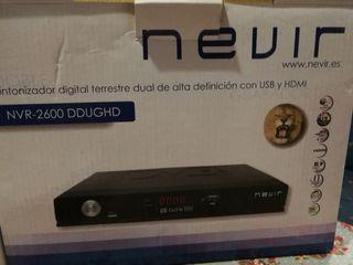 NEVIR - SINTONIZADOR TDT HD.