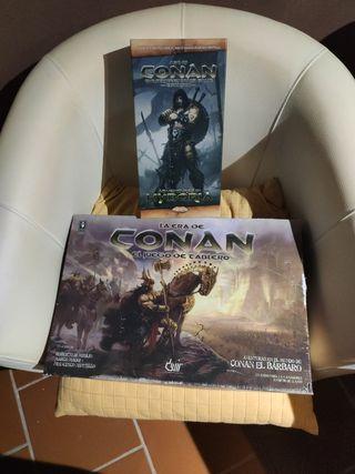 la era de Conan y expansión hyboria