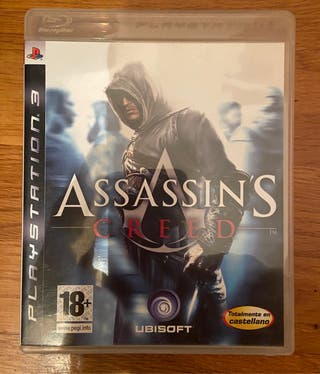 Assasin's Creed Playstation 3