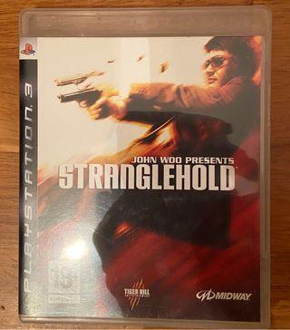 Stranglehold PlayStation 3