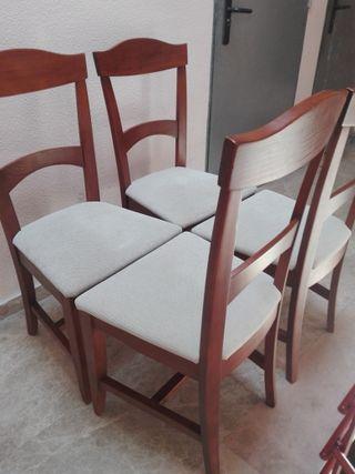 sillas comedor alcala de henares