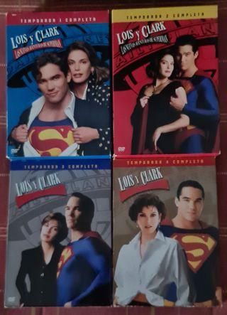 Serie Lois y Clark Las Aventuras de Superman
