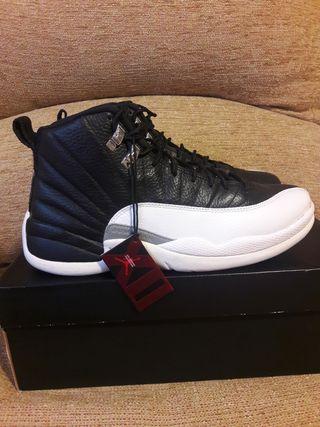 Nike Jordan 12 retro playoff