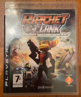 Ratchet & Clank. Playstation 3