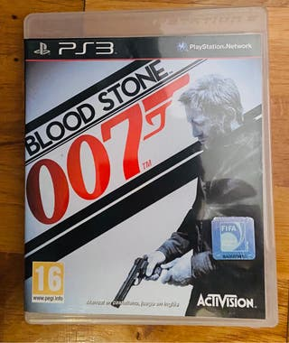 007 Blood Stone. Playstation 3