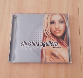 CD CHRISTINA AGUILERA MI REFLEJO