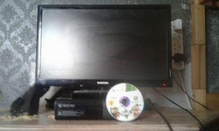 Samsung Tv and Xbox 360