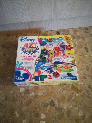 Juego nuevo de Disney Art Attack