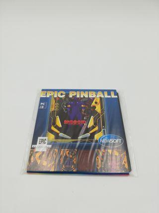 EPIC PINBALL ANDORID 1994 PC