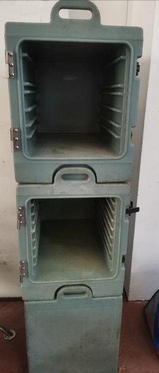 contenedores para conservación de alimentos