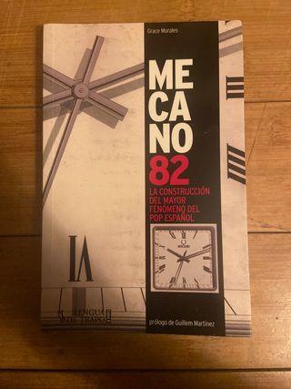 Libro Mecano 82 de Mecano