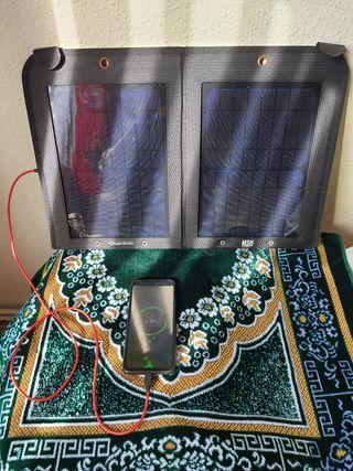 Vendo panel solar de 5V