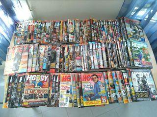Revistas Hobby Consolas desde Número 11 al 350