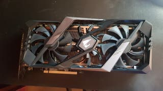 Tarjeta NVidia Aorus 2080ti Extreme Windforce 11GB