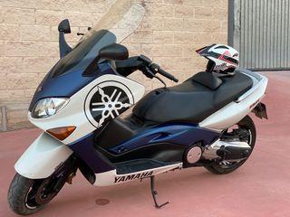 Yamaha tmax xt 500 abs inyección