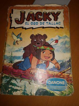 Album de 1979. Jacky el oso de Tallac