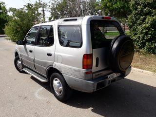 Tata Safari 2001