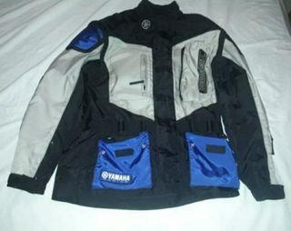chaqueta yamaha para moto