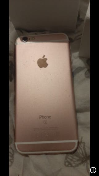 IPhone 6s rose gold 16GB unlcoked