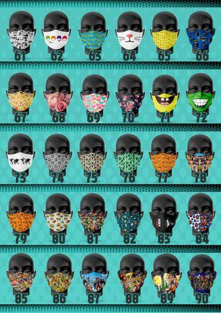 mascarillas personalizada