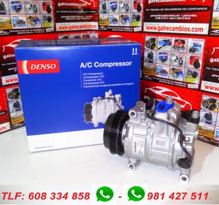 Audi A4 2.5 Tdi Compresor Aire Acondicionado A/C