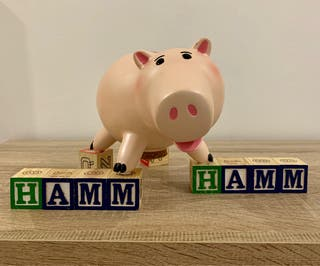 Toy Story Hamm Original