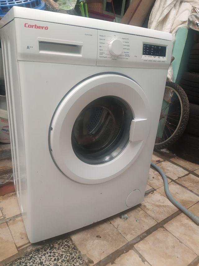 lavadora seminueva