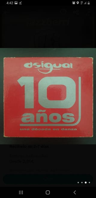 vinilos y cds