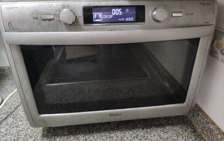 Horno con Microondas y con grill Whirlpool JT379