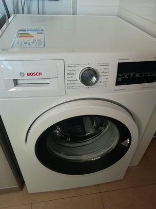 Lavadora 9 kilos Bosch
