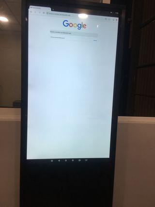 "MUPI LCD 43"" TACTIL"