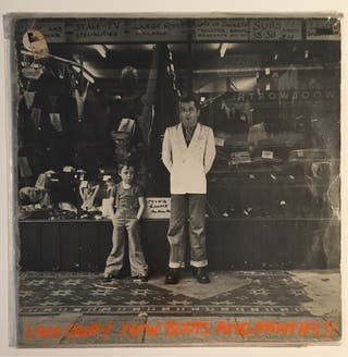 Ian Dury New Boots And Panties!! Disco Vinilo LP