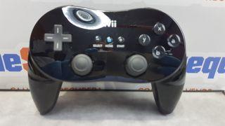 Mando Clasico Wii Nintendo Rvl-005 Negro