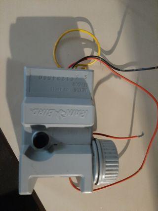 programador de riego rain bird t-boss de 1 fase
