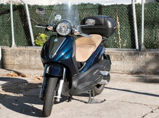 Moto Scooter Piaggio Beverly 500 Cruiser