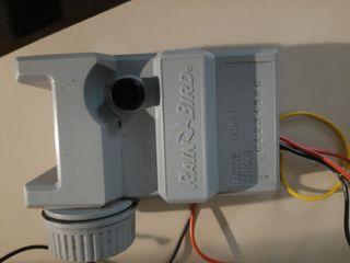 programador de riego rain bird tboss de 2 fases