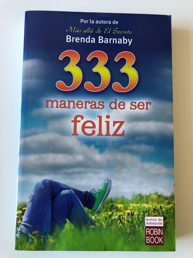 333 maneras de ser feliz, Brenda Barnaby