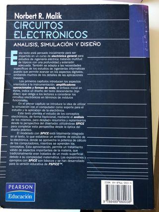 Circuitos Eléctricos. Análisis, Simulación y Diseñ