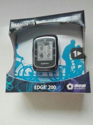 Garmin edge 200 (GPS bicicleta)