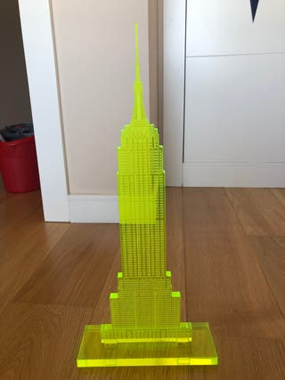 Empire State metacrilato