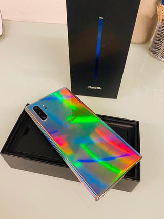 Samsung GALAXY Note 10 plus 256gb glow