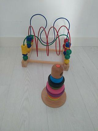 juegos de madera IKEA