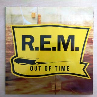 DISCO VINILO REM OUT OF TIME