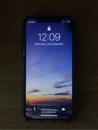 iPhone X Gris Espacial 64GB Pantalla dañada