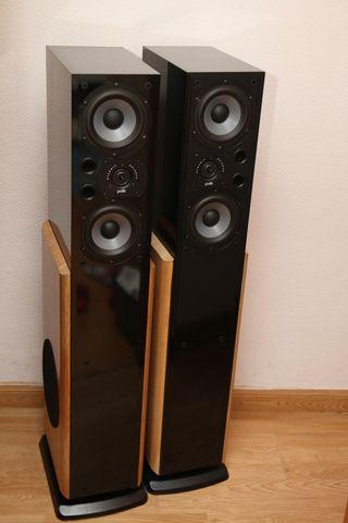 Altavoces de suelo Polk audio LSi15