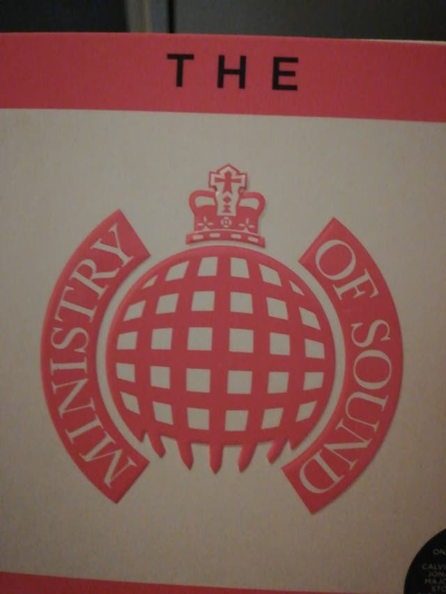 ministry of sounds CDs