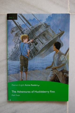 The Adventures of Huckleberry Finn, Pearson Eng
